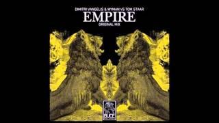 DV Wyman vs Tom Staar vs 3LAU - Empire vs How You Love Me (TNS Edit)