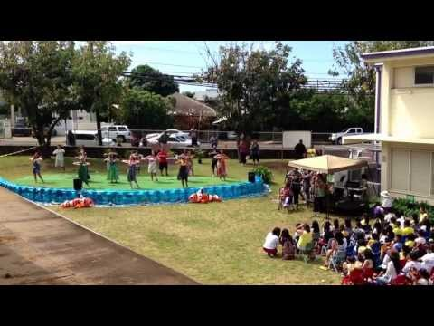 Kalihi Waena Elementary School Song