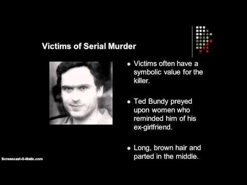 Serial Murder:  Signature, Modus Operandi and Paraphilia