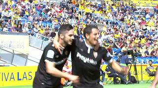 [Liga] Las Palmas vs Siviglia 1-2 - Gol e highlights - 17/02/2018 HD