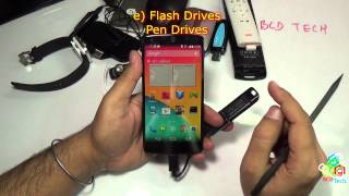 Google Nexus 5: Accesories Review by BCD Tech with captions