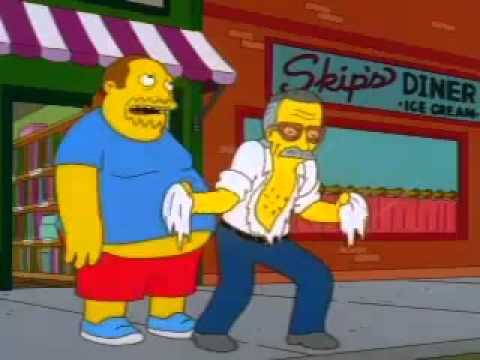The Simpsons - Paralyzer Music Video Nice