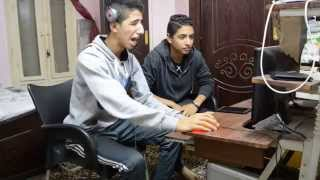 Sheko Afandy - اللعب علي الكمبيوتر ( مصر - برة )