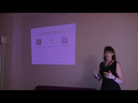 Bitcoin Storage & Security 101 Presented by Pamela Morgan