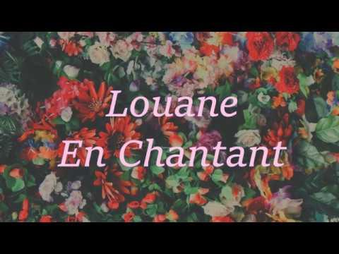 Louane En Chantant Lyrics
