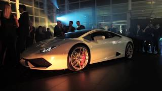 Lamborghini Melbourne Showroom Opening & Huracán Launch 2014
