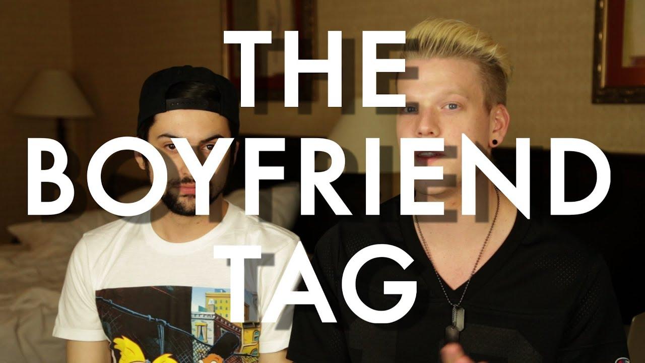 BOYFRIEND TAG - YouTube
