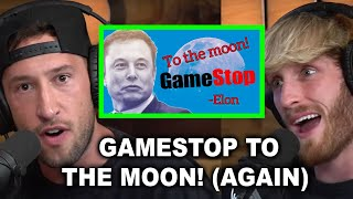 HOW AND WHY GAMESTOP IS GOING BACK UP?