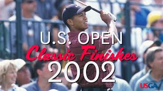 U.S. Open Classic Finishes: 2002