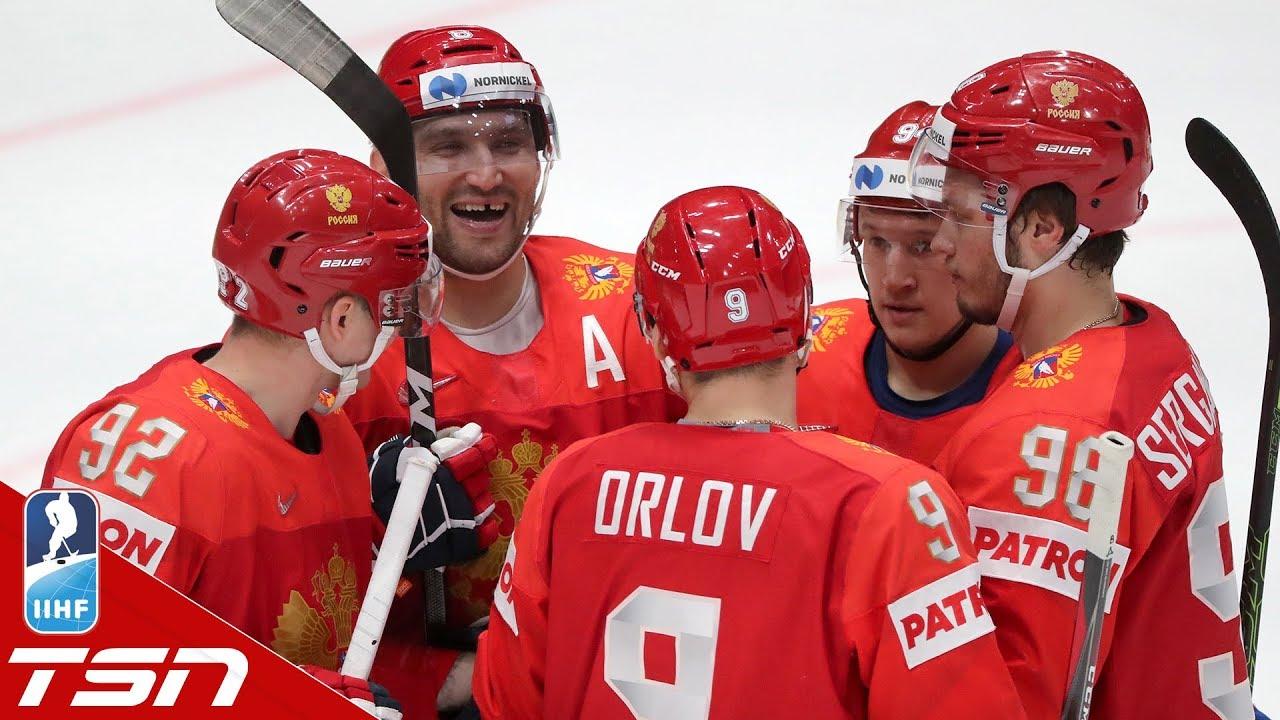 Стал известен состав сборной России на чемпионат мира по хоккею