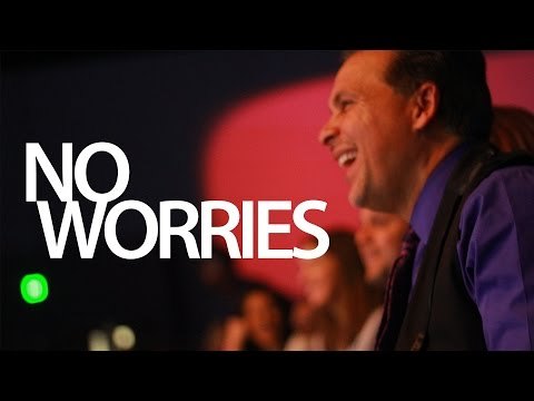 No Worries | Pastor Marco Garcia | 12-28-16