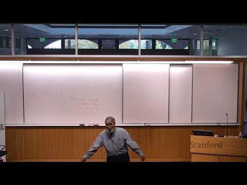 Stanford Seminar - Tales From The Risks Forum