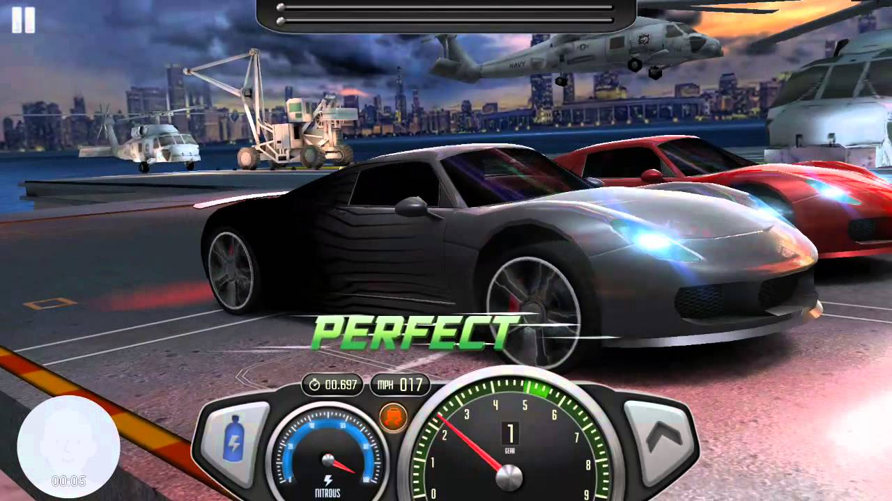 Top Speed game(the perfect race) - YouTube