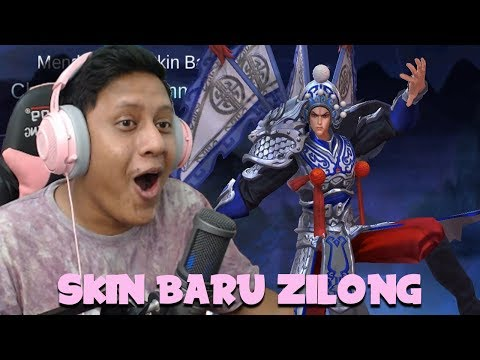 SKIN EPIC BARU ZILONG ?!