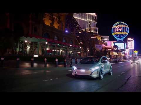 Audi AI:ME Techday Las Vegas