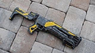 [MOD] Nerf Roughcut - Tactical Shotgun