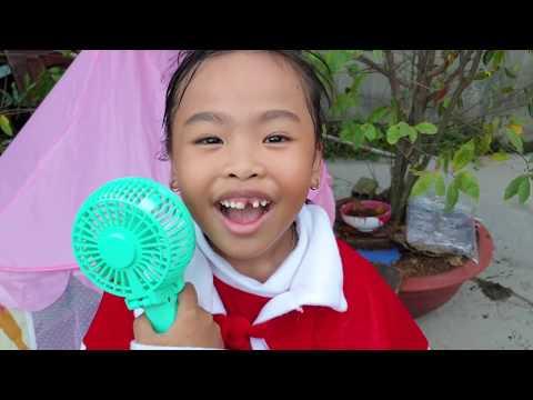 Trò Chơi Cô Bé Choàng Khăn Đỏ ❤ ChiChi Kids TV ❤ Đồ Chơi Trẻ Em Baby Fun