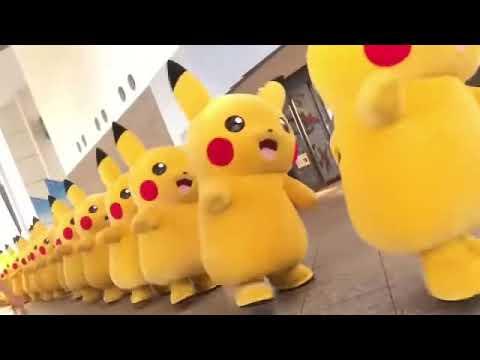 Tik Tok Pika Pika Pikachu Song