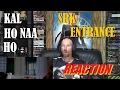 Kal Ho Naa Ho - Shah Rukh Khan Entrance - Reaction