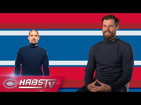 Habs try on and rate Tomas Plekanec's turtleneck