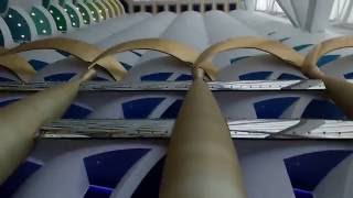 Dubai pt3 (Burj al Arab, Friday brunch, Dubai Museum, Gold Souk)