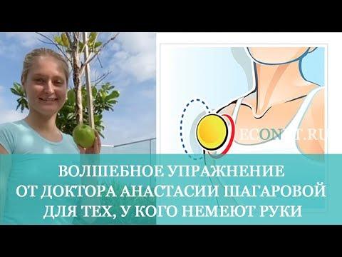 Волшебное упражнение от доктора Шагаровой для тех, у кого немеют руки | ECONET.RU