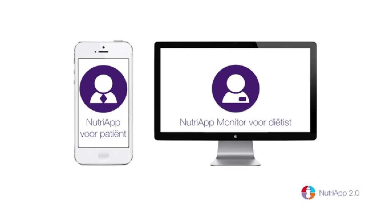 NutriApp en NutriApp Monitor - Nutricia Advanced Medical Nutrition