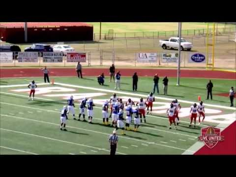 Texarkana Live United Bowl Game 2014 (KLFI TV)