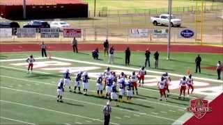 Texarkana Live United Bowl Game 2014 (KLFI TV)