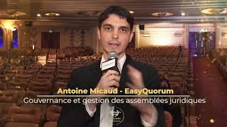 Palmarès du Droit 2021   EasyQuorum   Gouvernance et gestion des assemblées juridiques