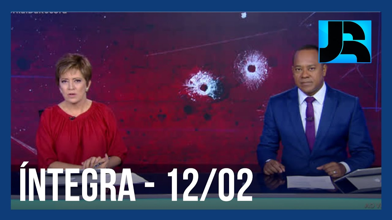 Download Assista à integra do Jornal da Record | 12/02/2021