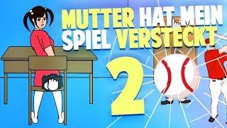 MUTTER HAT MEIN SPIEL VERSTECKT 💩 Das DICKE Ende