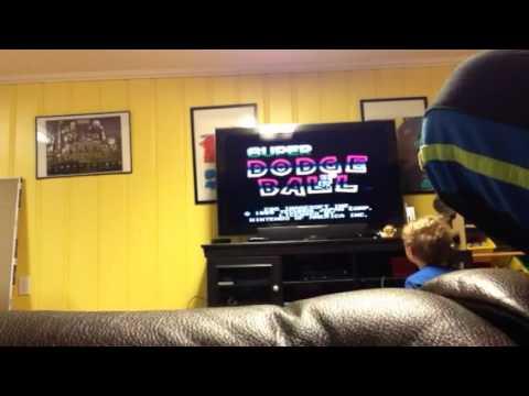 Luke's Gameplays episode 6 Super Dodge Ball!