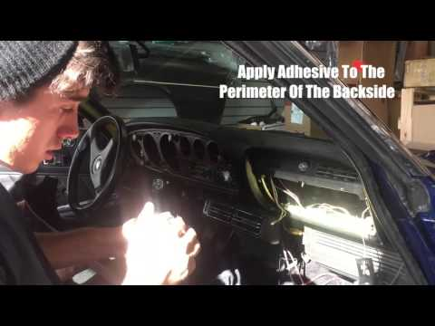HOW TO: Replacement Dash Cap Installation