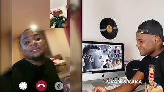 Rostam - Kaka Tuchati |Reaction Video