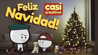 Feliz Navidad | Casi Creativo