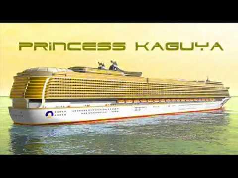 Largest Cruise Ship 2020.Top Largest Cruise Ships Princess Kaguya