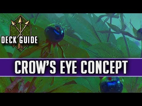 Crow's Eye Proof of Concept Deck Guide + Gameplay | GWENT