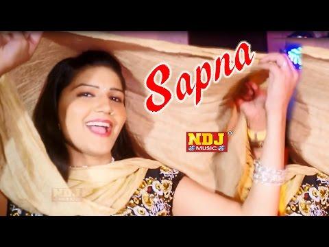 Sapna Dance - New Haryanvi Dance 2015 - Latest Haryanvi Songs - Hai Nachan Aali
