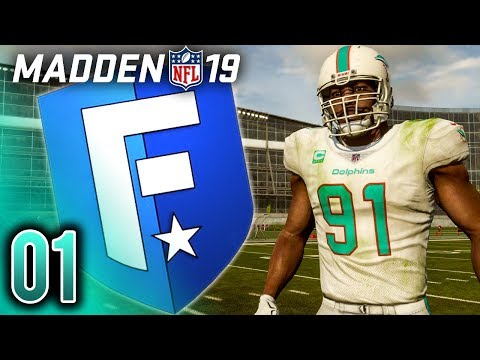 Madden 19 Dolphins Franchise Ep.1 - Team Introduction & Season Preview