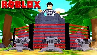 THE WORLD'S BEST ULTRA-SECURE BASE! Roblox Base Raiders
