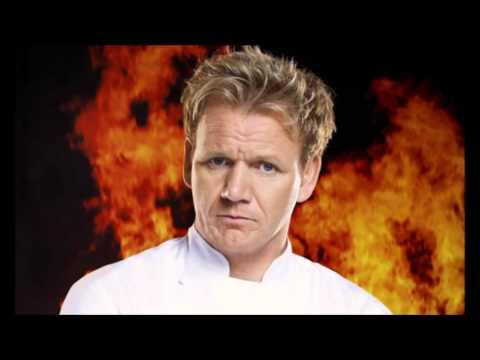 Gordon Ramsay Calls Wendy's
