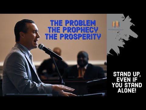 The Problem, The Prophecy, The Prosperity | Pastor Tony Spell