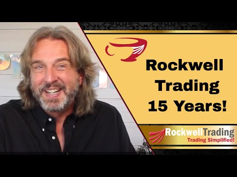 Rockwell Trading 15 Year Anniversary