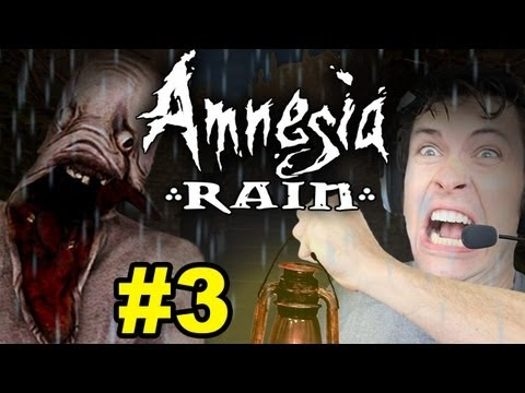 AMNESIA BLOOD EVERYWHERE - Custom Story: Rain #3