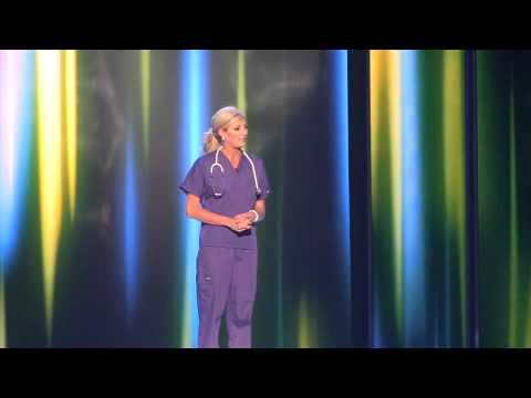 Miss Colorado skips the song and dance, talks about nursing