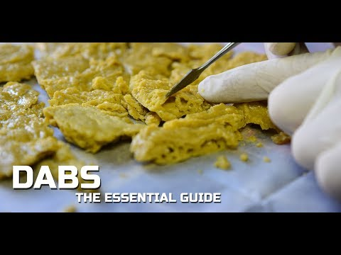 🍀 The Different Types Of Cannabis Concentrates 🔥 Wax, Shatter & Live Resin Batter  💨