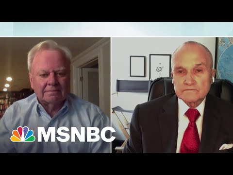 Past NYC Leaders Look Back On 9/11 And The Aftermath