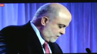 Mark Levin Speaks to National Tea party Group Feb. 28, 2014 & Interview by Fox News