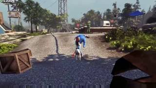 Goat Simulator : Chèvre démoniaque ^^ [HD]